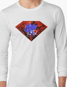 Blood Crystal Suicune Long Sleeve T-Shirt