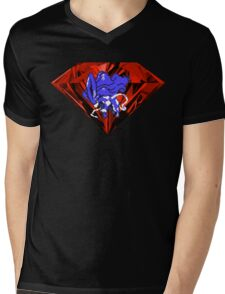 Blood Crystal Suicune Mens V-Neck T-Shirt