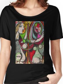 picasso graffiti # 4 Women's Relaxed Fit T-Shirt