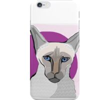 If You Please- I am Siamese iPhone Case/Skin