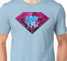 Shiny Blood Crystal Suicune Unisex T-Shirt