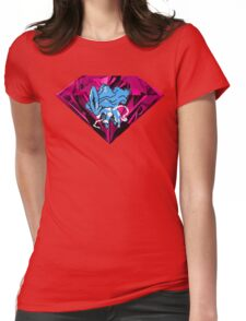 Shiny Blood Crystal Suicune Womens Fitted T-Shirt