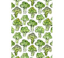 Broccoli Photographic Print