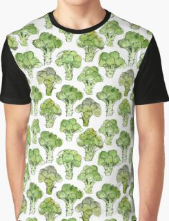 Broccoli Graphic T-Shirt