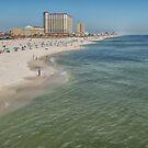 A Day on Pensacola Beach  by John  Kapusta