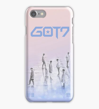 GOT7 + FLY iPhone Case/Skin