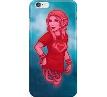 Izabel from Saga Graphic Novel iPhone Case/Skin