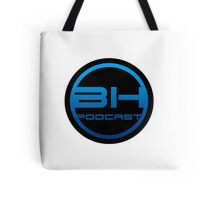 Official Brandon Hodge Podcast Sticker Tote Bag