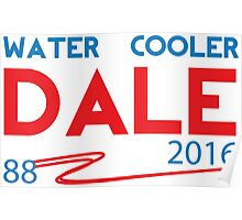 Water Cooler Dale 2016 Poster