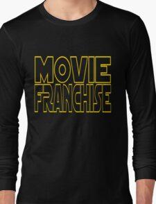 Movie Franchise Long Sleeve T-Shirt