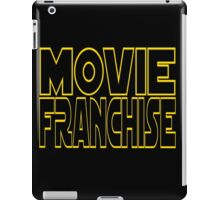 Movie Franchise iPad Case/Skin