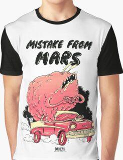Dareba rider: mistake from mars Graphic T-Shirt