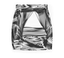 Pyramid in the Sand Mini Skirt