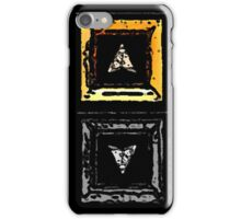 Retro Elevator Buttons iPhone Case/Skin