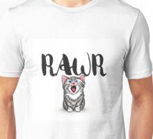Little Pal, Big Roar Unisex T-Shirt