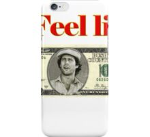 I feel like 100 dollars - caddyshack iPhone Case/Skin