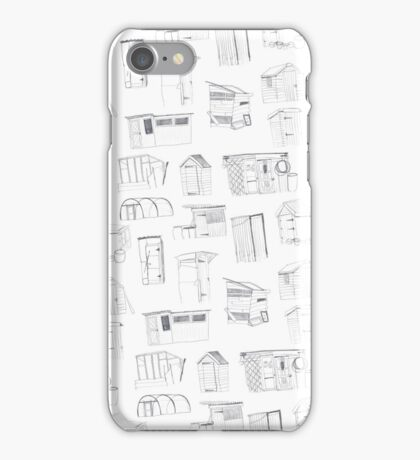 Cover, Contain, Compost - 1 of 3 iPhone Case/Skin