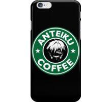 Drink coffee, eat human. iPhone Case/Skin