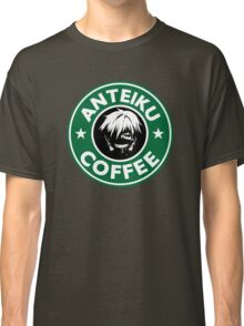 Drink coffee, eat human. Classic T-Shirt