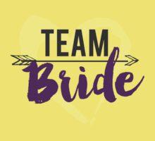 Team Bride Kids Tee