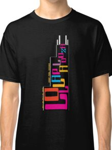 Lolla Tower Classic T-Shirt