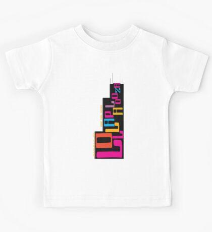 Lolla Tower Kids Tee