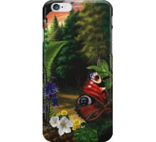 Forest in the Spring iPhone Case/Skin