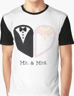 Mr. & Mrs. Graphic T-Shirt