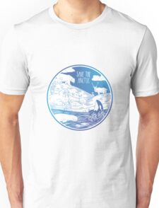 Save the Arctic! Unisex T-Shirt