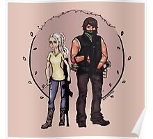 Bethyl - If there's a fight I'll be by your side. Poster