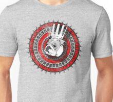 Bulldog king Unisex T-Shirt