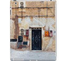 Facade Detail in Morocco iPad Case/Skin