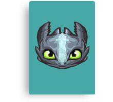 Dragon Vector Canvas Print