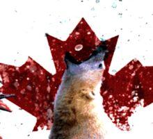 CANADA F**K YEAH Sticker