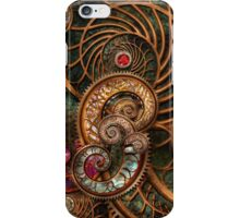 Abstract - The wonders of Sea iPhone Case/Skin