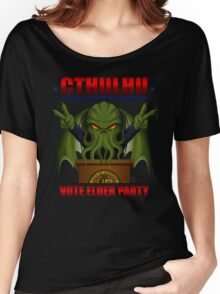 Cthulhu for President Women's Relaxed Fit T-Shirt