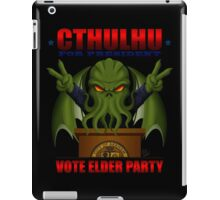 Cthulhu for President iPad Case/Skin