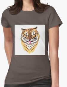 El Tigre Womens Fitted T-Shirt
