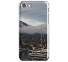 Morning Hobart Tasmania  iPhone Case/Skin