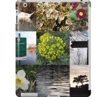 Nature Collage iPad Case/Skin
