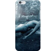 dark blue  iPhone Case/Skin