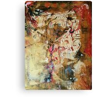 Abstract Friend  Canvas Print