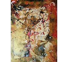 Abstract Friend  Photographic Print