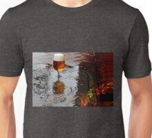 Sidewalk Beer Unisex T-Shirt