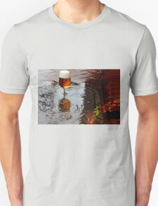 Sidewalk Beer Unisex T-Shirt