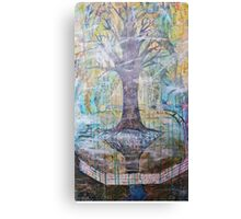 Time Tree Canvas Print