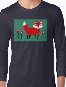 FOX VISIT #1 Long Sleeve T-Shirt