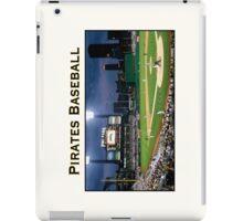 Pirates Baseball iPad Case/Skin