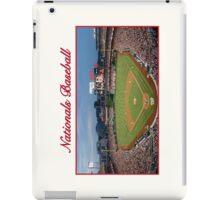 Nationals Baseball iPad Case/Skin