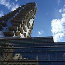 New Skyscraper Construction, Tribeca, New York City by lenspiro